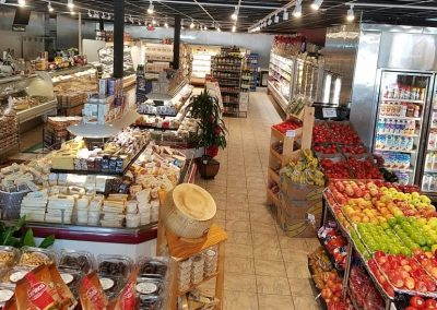 EMF Gourmet Market Store